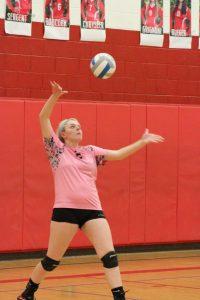 Varsity Volleyball vs Caro