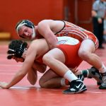 Injury Plagued Wrestlers Drop Two to State Ranked Caro and Birch Run