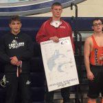Millington High School Varsity Wrestling finishes 6th place