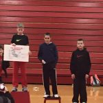 MS Wrestlers place at TVC Meet