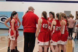 JV Girls Basketball vs Garber