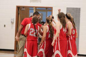 Varsity Girls Basketball vs Garber