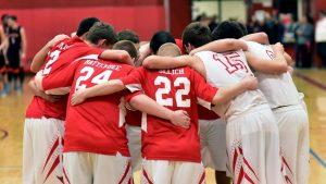 Varstiy Girls/Boys Basketbal vs Vassar