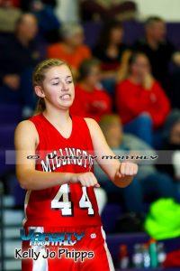 JV Girls Basketball vs Caro