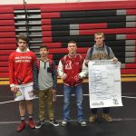Four Wrestlers move on to Regionals