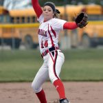 Millington High School Varsity Softball beat Montrose HS/MS 13-0