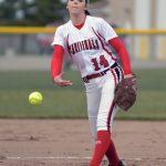 Millington High School Varsity Softball beat Bullock Creek High School 10-0