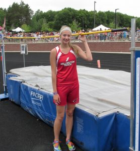 Hannah Hall – State Champion