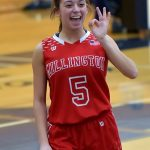 Millington High School Girls Varsity Basketball beat Unionville-Sebewaing High School 43-33
