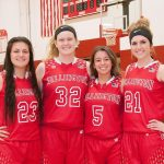 Millington High School Girls Varsity Basketball beat Mt. Morris High School 54-46