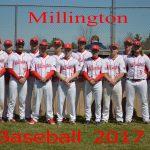Millington High School Varsity Baseball beat Bentley High School 10-0