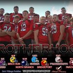 Millington High School Varsity Football beat North Branch Area High School 41-10