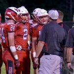 Millington High School Varsity Football beat Essexville Garber High School 70-38