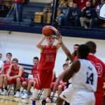 Boys Varsity Basketball beats Saginaw Arts and Sciences Academy 61 – 31