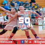 Girls Varsity Basketball falls to Garber 59 – 50