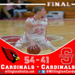 Boys Varsity Basketball beats Michigan Lutheran Seminary 55 – 42