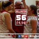 Girls Varsity Basketball beats Caro 56 – 39