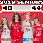 Girls Varsity Basketball falls to Frankenmuth 44 – 40