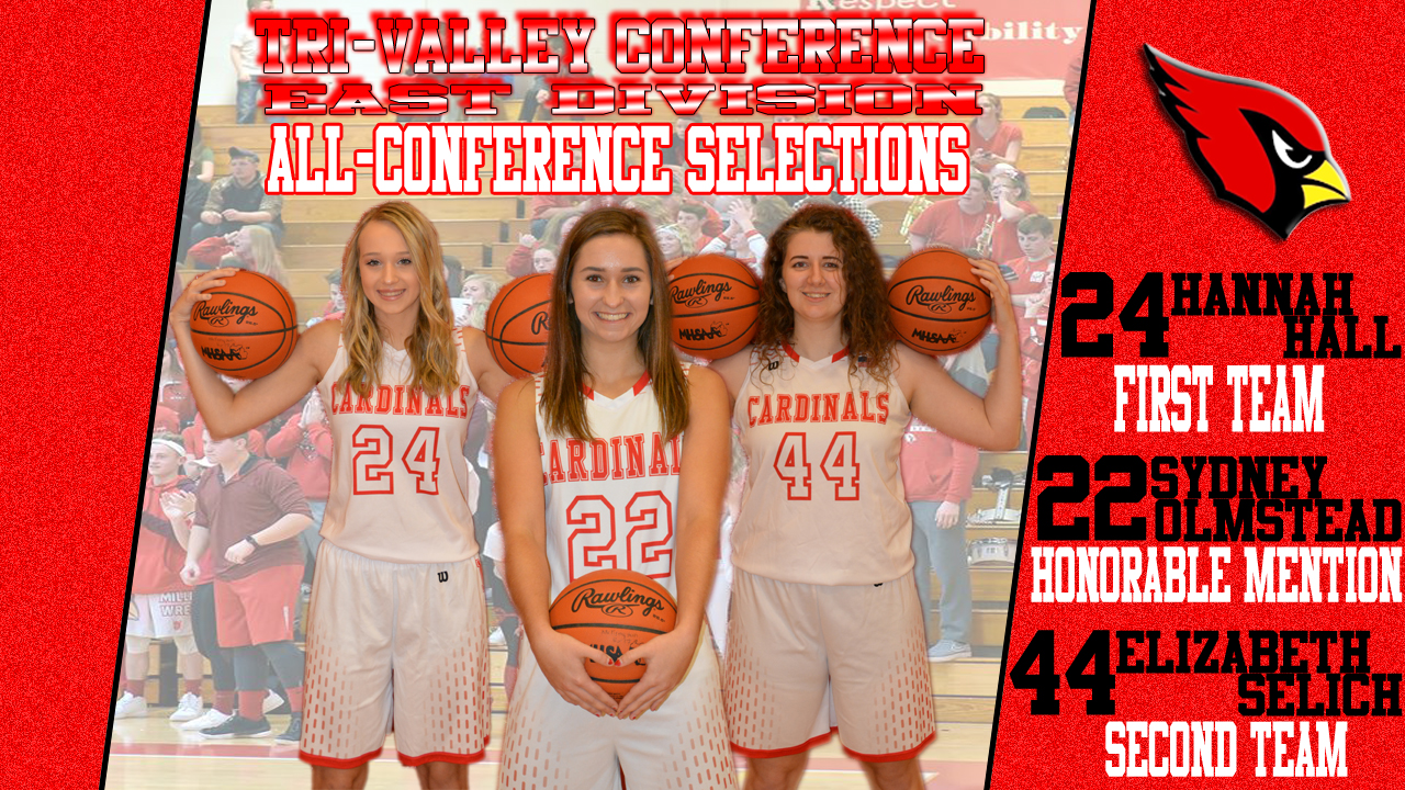 Millington Girls get 3 All-Conference Selections