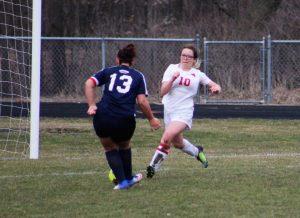 Varsity Soccer vs Durand