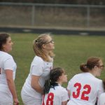 Girls Varsity Soccer falls to Genesee Christian 2 – 0