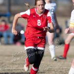 Girls Varsity Soccer beats North Branch 3 – 1