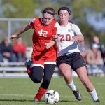 Girls Varsity Soccer falls to Frankenmuth 6 – 0