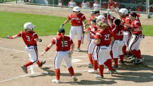 Pictures – Varsity Softball vs. Frankenmuth