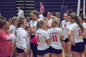 Pictures – Varsity Volleyball at Caro Invitational