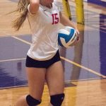 Pictures - Varsity Volleyball at Caro Invitational