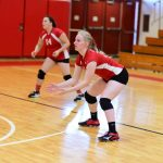 Pictures - Freshman Volleyball vs Swan Valley