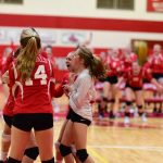 Pictures - JV Volleyball vs Swan Valley