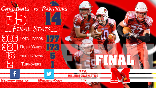 Millington Defeats Birch Run for the 4th Straight Year