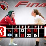 Millington Volleyball beats Garber for 19th Win