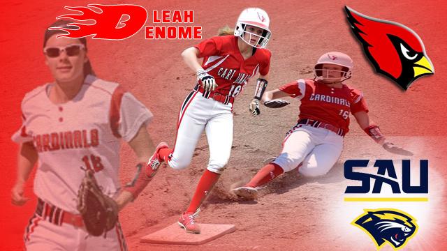 Leah Denome Collegiate Signing with Spring Arbor