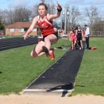 Millington Track Splits with Carrollton