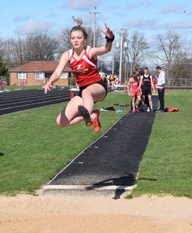 Millington Track Splits with Carrollton