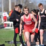 JV Track Competes at MLS Invite