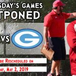 Millington vs Garber Baseball/Softball Postponed