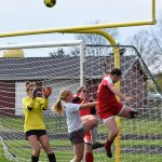Cardinals fall in league contest to Eagles