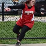 Track Competes Against Garber and Frankenmuth