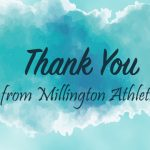 Thank You from Millington Athletics