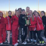 Girls Track Wins A-F Invitational