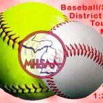 Millington to host Baseball/Softball District Tournament
