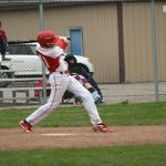 Kirby's suicide squeeze secures sweep for JV Baseball over Frankenmuth