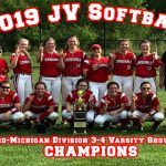 JV Softball wins Varsity Showcase Tournament