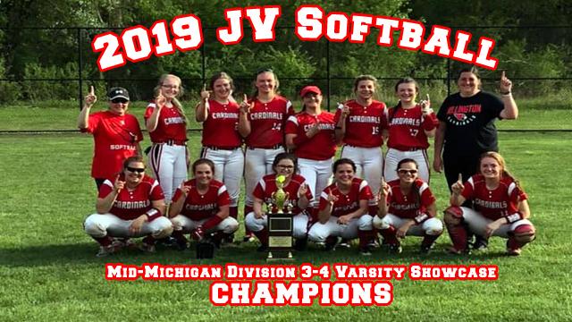 JV Softball wins Varsity Showcase Tournament