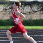 JH Track Ends Season Strong in Conference Meet