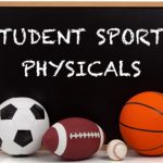 Sports Physicals – Friday, May 31
