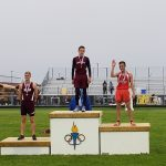 Gutierrez Shines in Meet of Champions